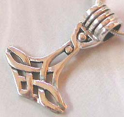 Silver jewelry store wholesale sterling silver diamond shape tattoo pendant